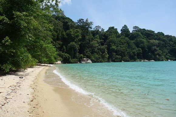 Monkey Bay Tioman - Main Image
