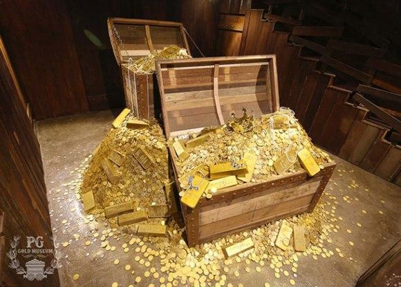 PG Gold Museum Penang Image