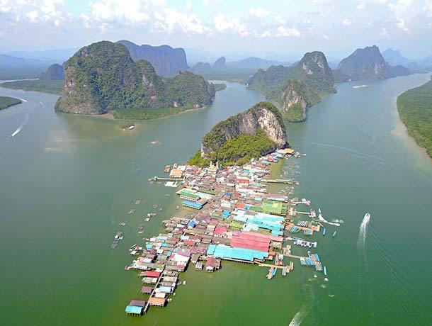 Koh Panyi Phuket