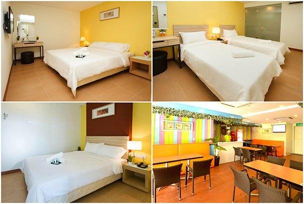 Hotel Sentral Kuala Terengganu - Room Image