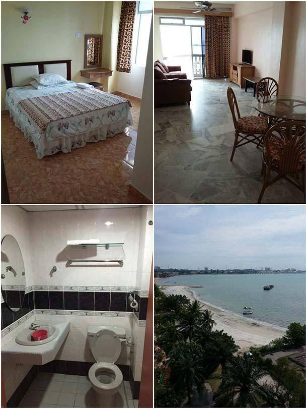 Private Apartment at Glory Beach Resort - Room Image
