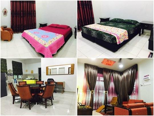 Homestay Melaka Urich - Room Image