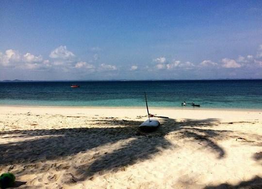Pulau Hujung Mersing