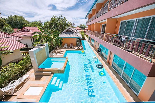 Lanta Fevrier Resort - Main Image