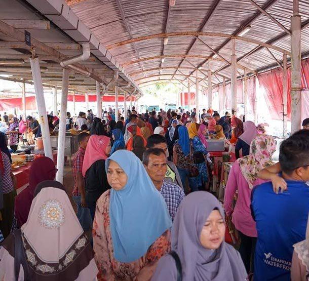 Pasar Tani Mersing