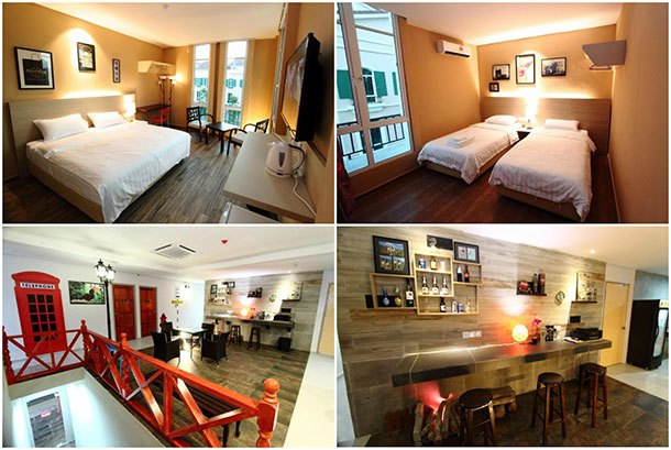 91 Street Boutique Inn Miri - Room Image