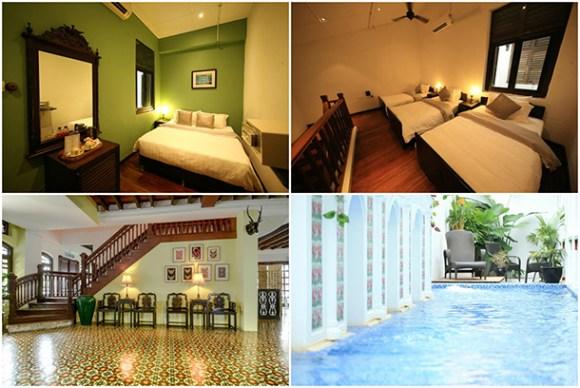 Museum Hotel Pulau Pinang Hotel - Room Image