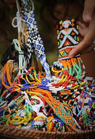 Beads of Borneo - bead designs