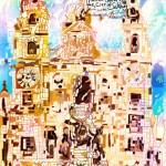 1996年登録の世界遺産の絵 | 松田光一