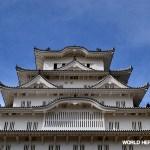 世界遺産 姫路城 の写真 | 松田光一 世界遺産旅より | 世界遺産の絵