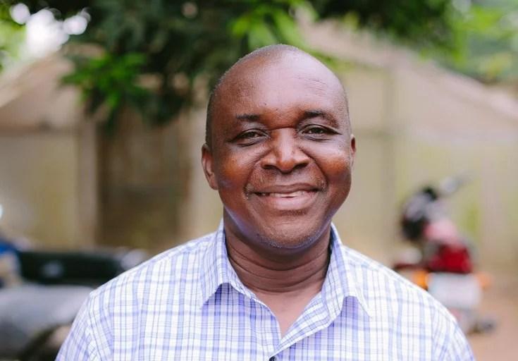 NEWS ALERT: Sierra Leone Country Director, Saidu Kanu, Named Outstanding International NGO Leader of the Year