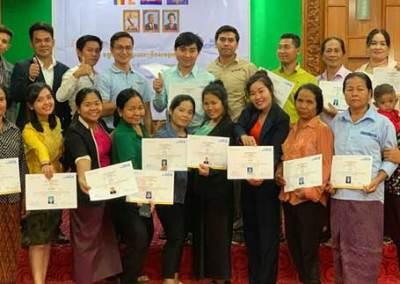 Enhancing Responses to Survivors of Cross Border Trafficking