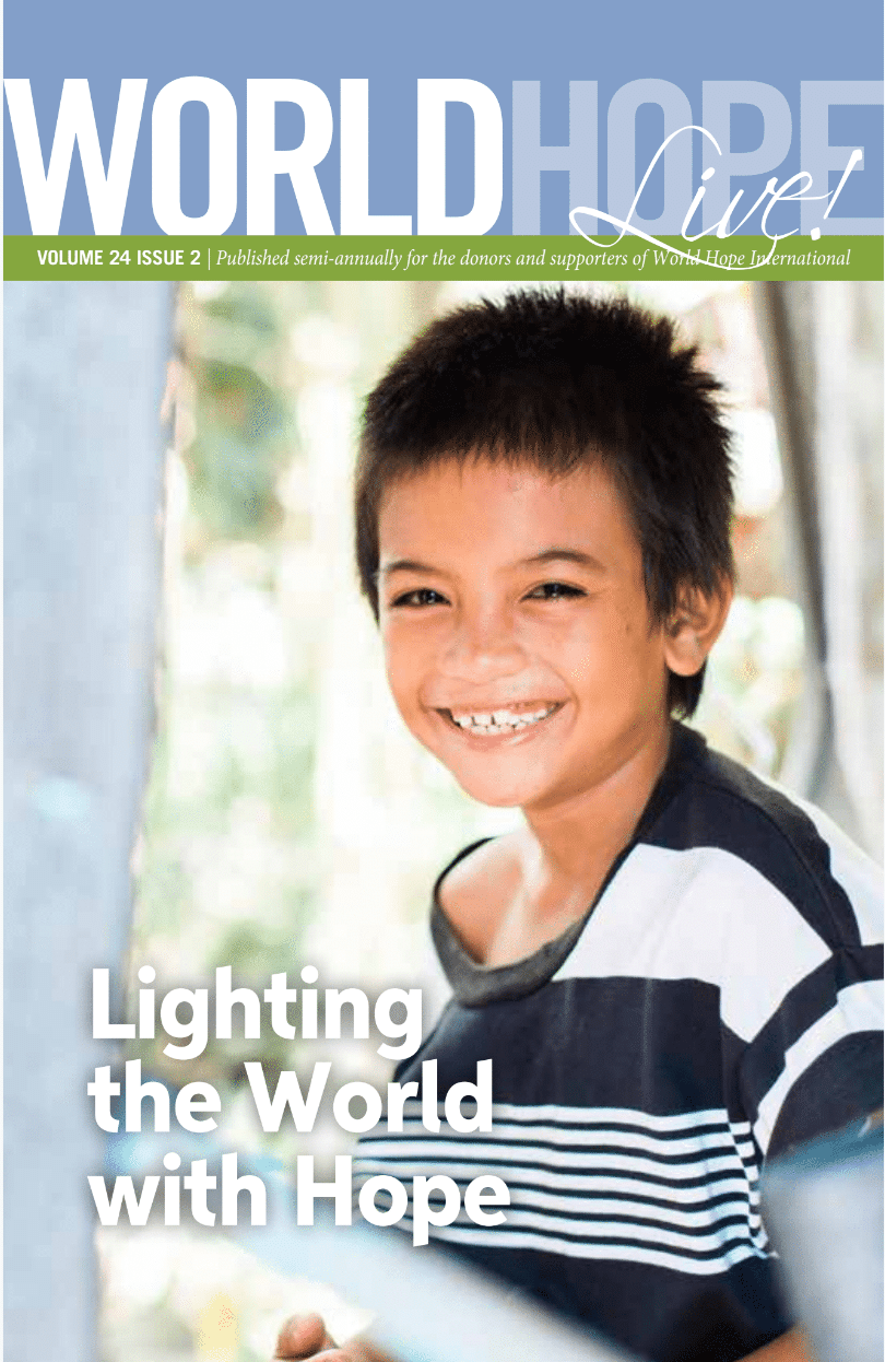 Lighting the World with Hope