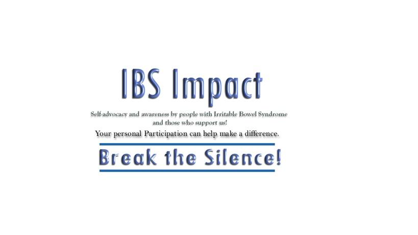IBS Impact