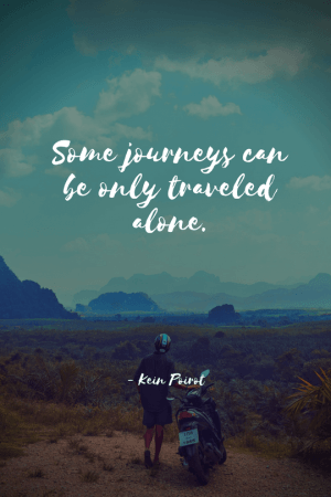 10 Reasons To Travel Solo + 10 Solo Travel Quotes To Inspire You along the way.