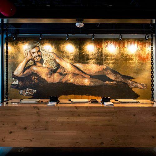 FoundRe Hotel: Sleep With An Artist