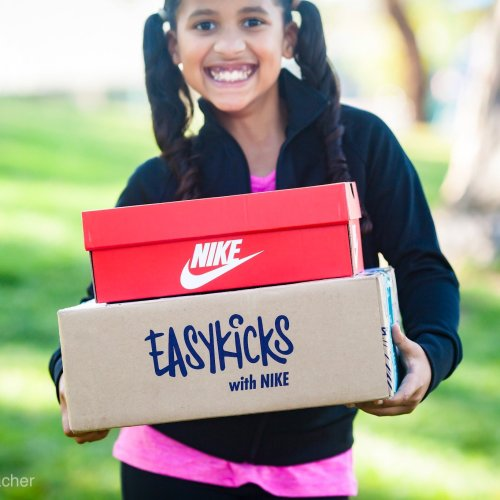 EasyKicks – The Shoe Subscription Box Service For Active Kids