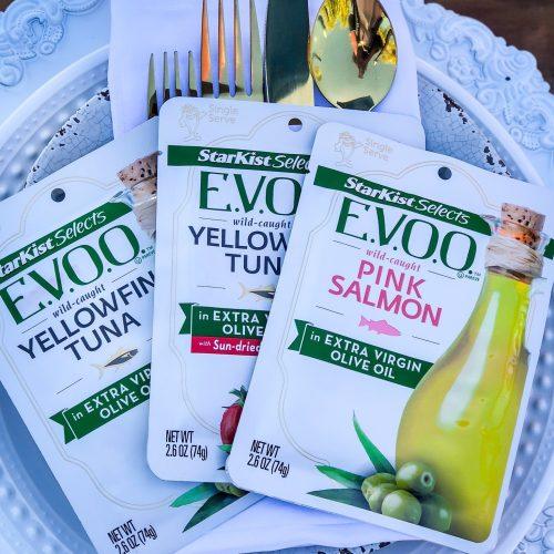 StarKist Tuna Meal Ideas Featuring StarKist Selects E.V.O.O.