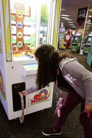 Chuck E. Cheese's All You Can Play