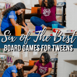 6 of the best gamed for family game night with tweens