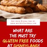 Can You Bring Food Into Disneyland | Gluten Free Disneyland