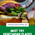 Must Try Vegetarian Places In Oahu Grab your Hawaiian garb and join us for cheap eats Oahu, where the best way to catch the aloha spirit is to dine like a local. Hawaii North Shore FOOD GUIDE: here's a handy little guide to the best restaurants, cafes and food trucks on Oahu's North Shore, to plan your next holiday itinerary. It's time for another. Be ready to let your tummy run wild as you taste what Oahu is all about. Liliha Bakery. Pastries in Liliha Bakery. Romy's Kahuku Prawns & Shrimp. Meal from Romy's Shrimp truck. Helena's Hawaiian Food. Tasty kalua pig. Fresh Catch. Crab-stuffed ahi plate. Uncle Clay's House of Pure Aloha. Aiea Bowl. Rainbow Drive-In.