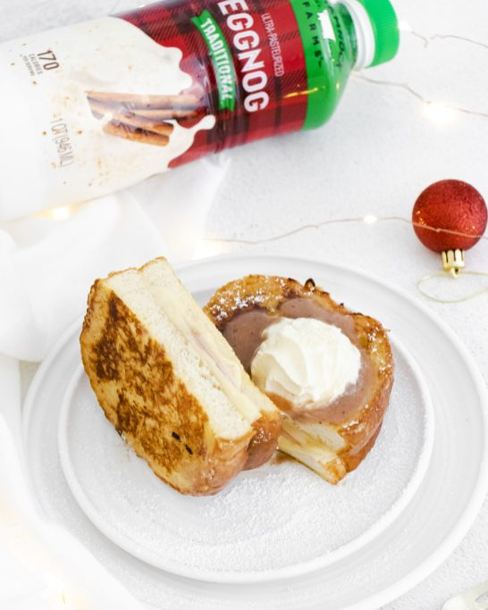 Eggnog Monte Cristo Recipe - A Fun Twist On A Sandwich Classic