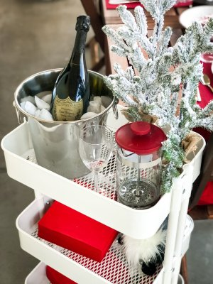 Holidays With IKEA - Designing The Perfect IKEA Holiday Tablescapes