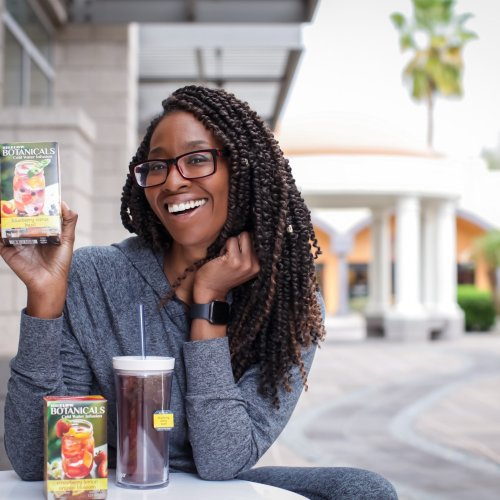 Bigelow® Botanicals Keep Me Refreshed and Hydrated