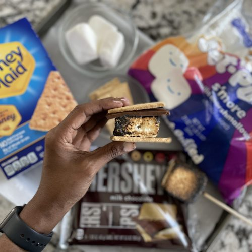 Bring Summer Indoors With This Oven S'more Recipe