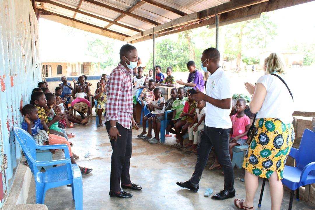 World Inspiring Network at Osunu Dompe