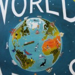 BAREFOOT WORLD ATLAS BOOK & APP