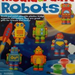 ROBOTS MOULDING & PAINT FUN WITH 4M