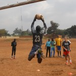 SOCCER WITHOUT BORDERS: PLAYING FOR CHANGE
