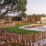 ARCHITECTURE & EDUCATION IN NEW ZEALAND: CHRYSALIS CHILDCARE CENTER