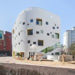 NEW KINDERGARTEN ARCHITECTURE IN SEOUL: FLOWER + KINDERGARTEN
