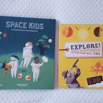 2 GREAT BOOKS FOR YOUNG EXPLORERS