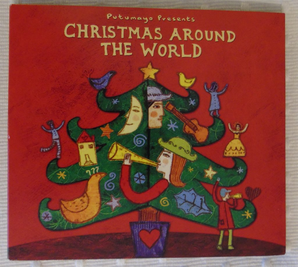 Books And Music For A Family Christmas Worldkids