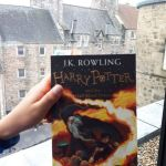 TOUR OF EDINBURGH FOR HARRY POTTER FANS