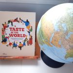 Cooking with kids: A Taste of the World