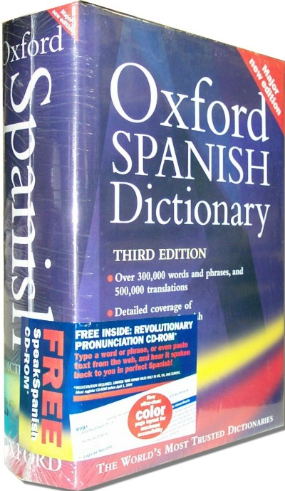 How Say Dictionary Spanish