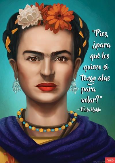 Inspirational Frida Kahlo Quotes Spanish : inspirational, frida, kahlo, quotes, spanish, Frida, Kahlo, Quotes, Spanish, English, Translation, Daily
