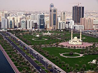 Largest Cities in United Arab Emirates