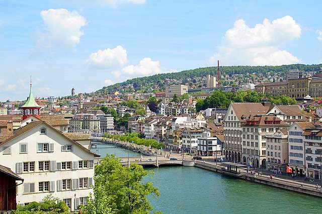 Top Tourist Places in Switzerland