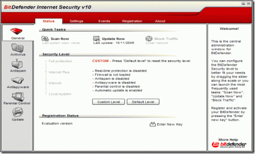 BitDefender Full Version