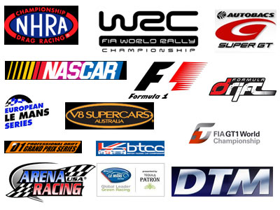 List of World's Major Auto Racing Events