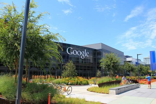 California Google Office