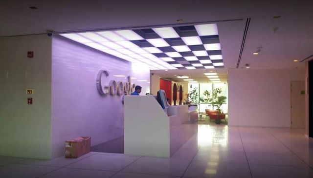 Google Gurgoan office