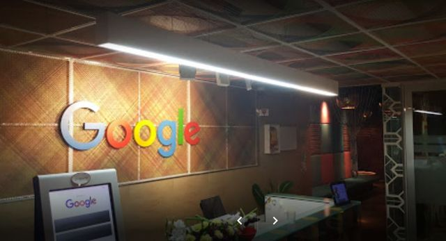 Google Mumbai office