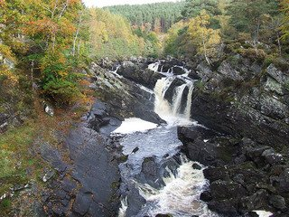 List of Waterfalls in Scotland